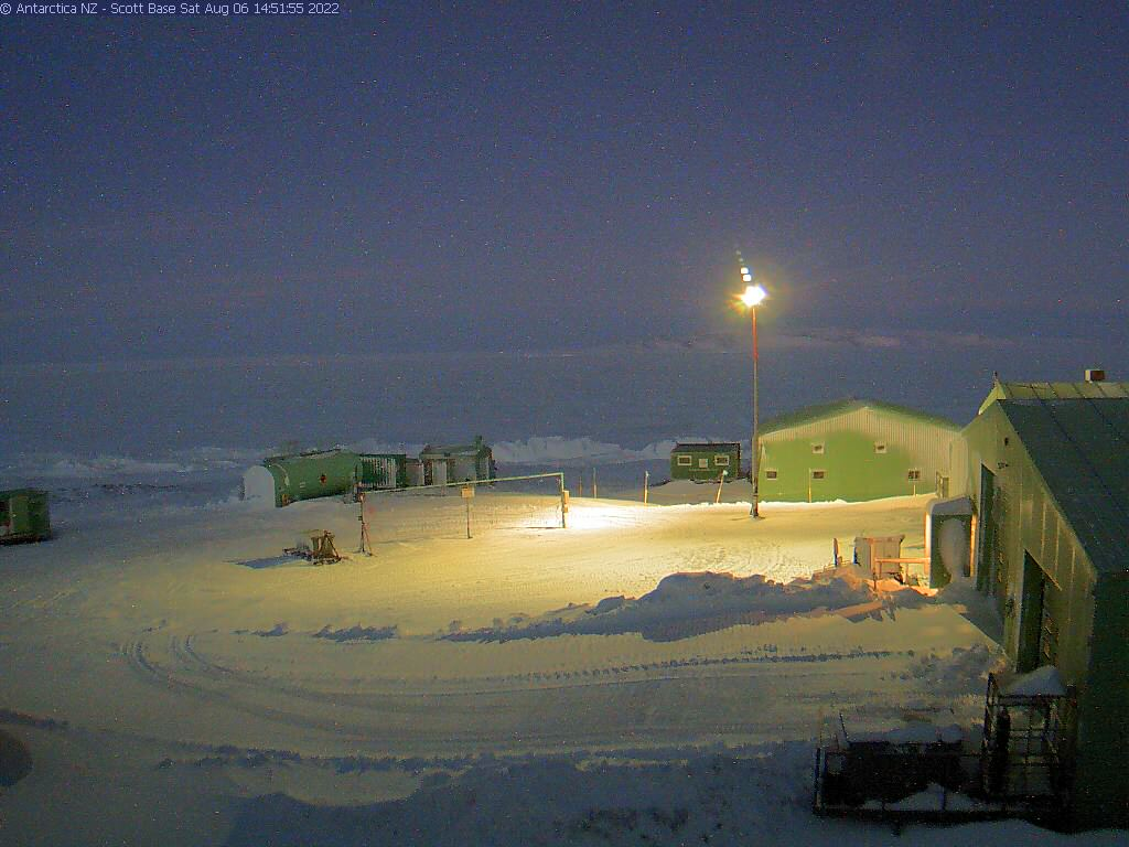 Main Scott Base Webcam
